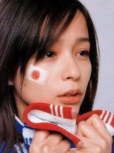 加藤ローサはやっぱり日本代表サポーター.png